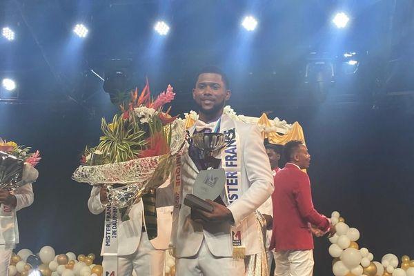 Jordy Alger-Batoul, Mister Martinique 2020