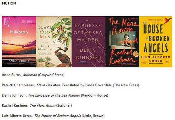 National Book Critics Circle Awards