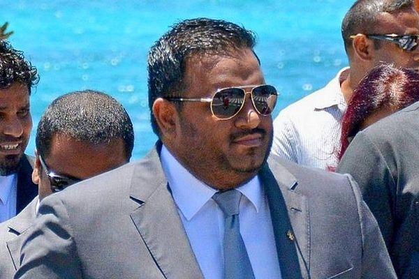L'ancien vice-président des Maldives, Ahmed Adeeb