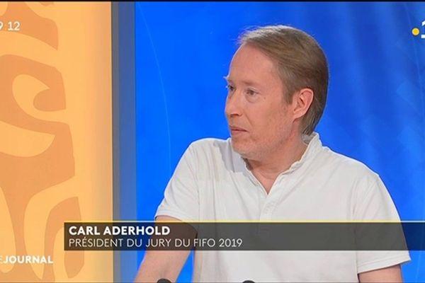 FIFO 2019 : la parole à Carl Aderhold, président du jury