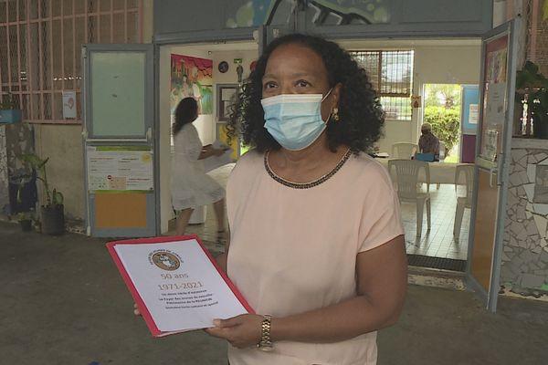 Noela Médéa président Foyer des Jeunes de Joinville 2021