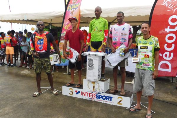 Cyclistes VTT
