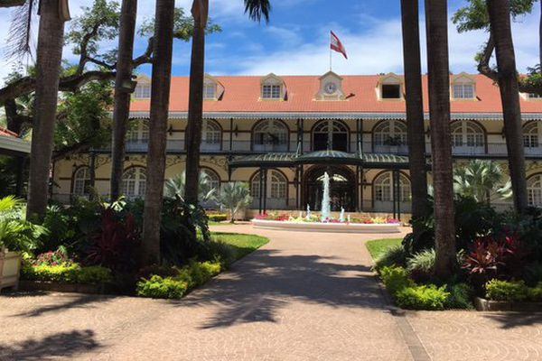 Présidence de la Polynésie française