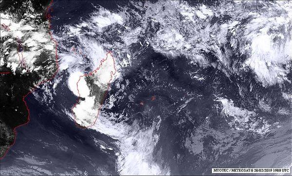 Image satellite 1er mars 2019