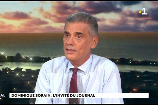 Dominique Sorain : couvre-feu de retour dès mercredi