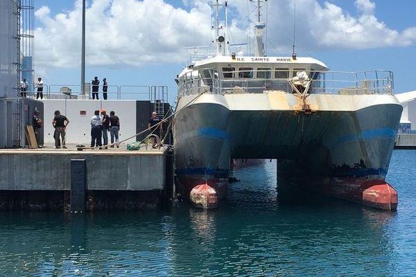 darse du port-ouest corps retrouvés dans véhicule sous l'eau 270120