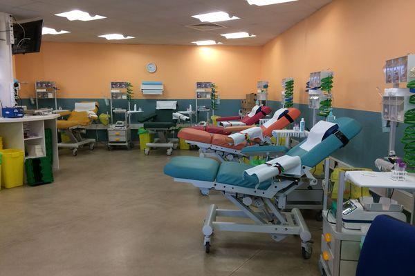 Centre de don du sang