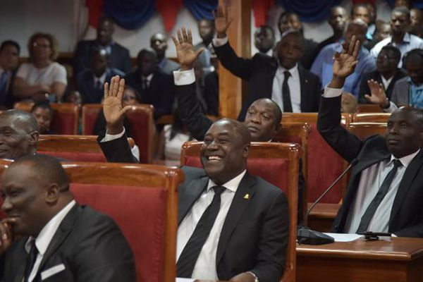 haiti parlement