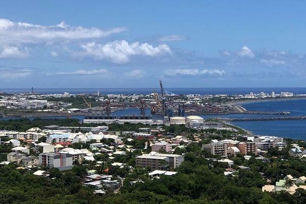 La ville du Port.