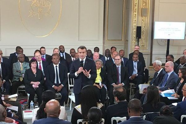 Grand débat national avec les Outre-mer