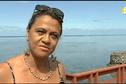 Kailua Monod sur le podium aux Jeux des transplantés.