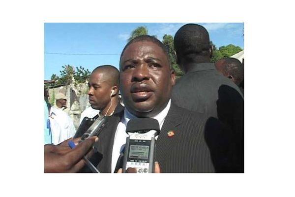 John Joël Joseph sénateur Haïti recherché pour assassinat Jovenel Moïse