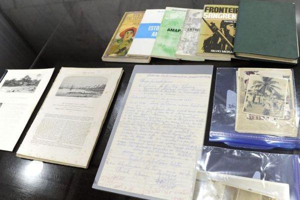Quelques archives de l'histoire d'Oiapoque