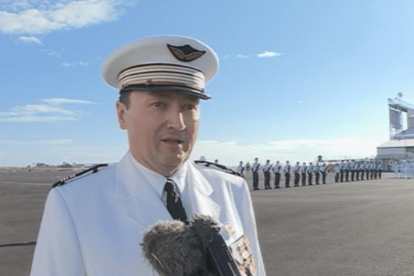 Lieutenant-colonel Severin Fourcade