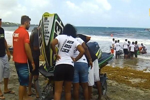 Jet ski Martinik Cup