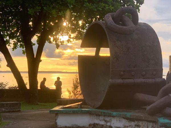 Abolition : Les Chaines Brisées à Cayenne, lieu de commémoration et de rencontre