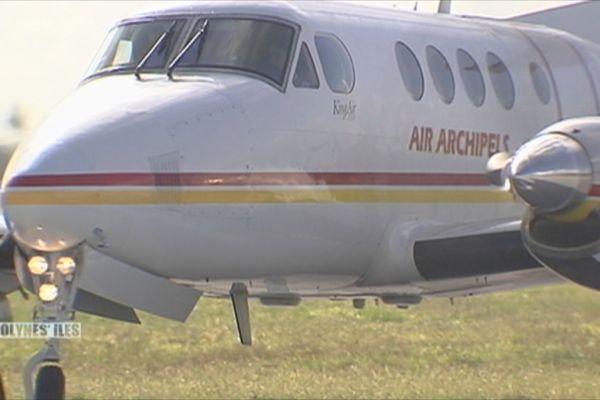 Air Archipels : sa survie passe par des licenciements