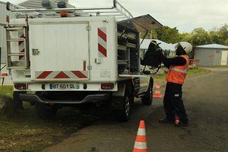 EDF réparation