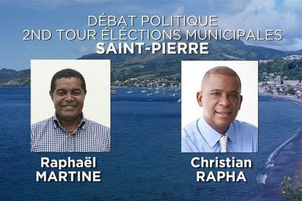 Candidats mairie Saint-Pierre