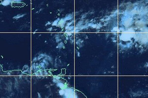 carte satellite guadeloupe météo france