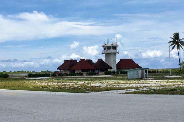 aérodrome de Bora Bora