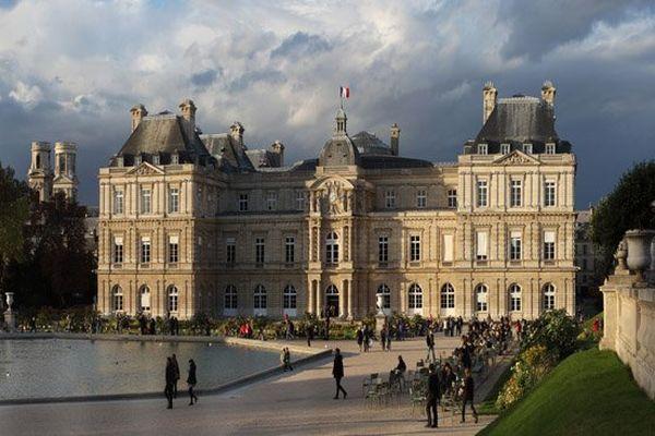 Palais du Luxembourg Sénat