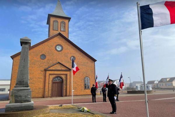 Le préfet de l'archipel est en visite officielle sur Miquelon