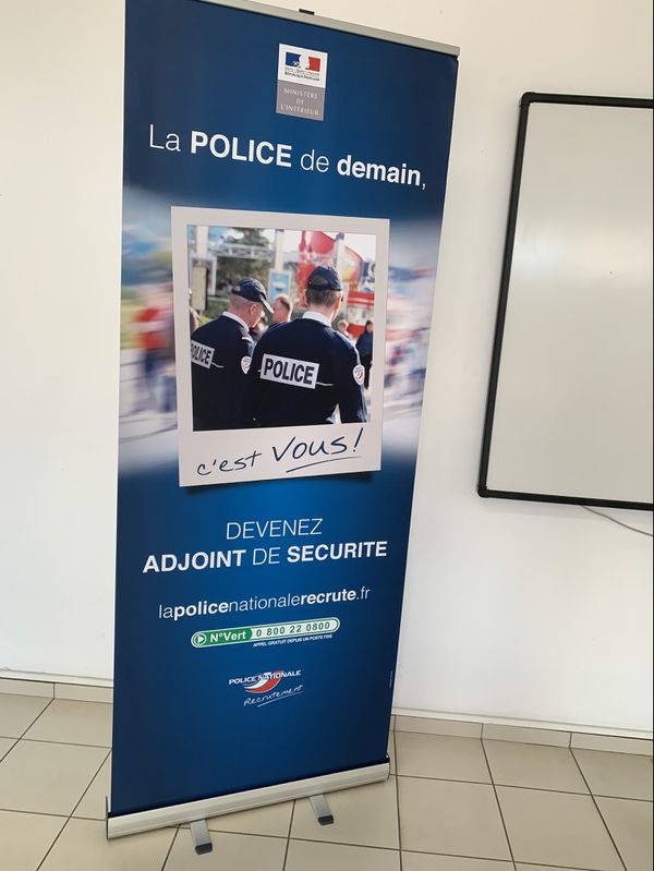 Police. Adjoints de sécurité