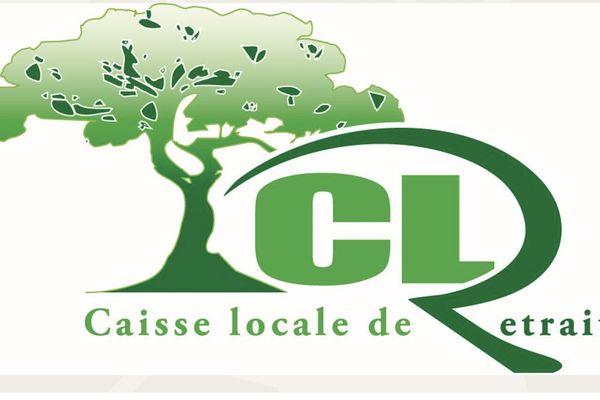 Logo de la Caisse locale de retraites