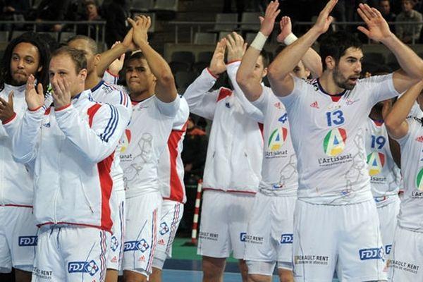 EDF handball