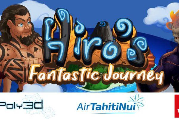 jeu La fantastique aventure de Hiro