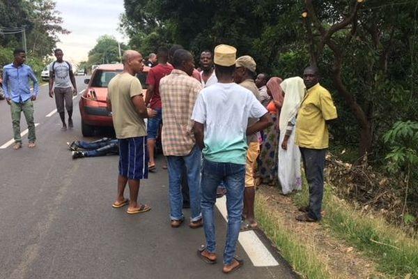 Accident grave et délit de fuite et Coconi