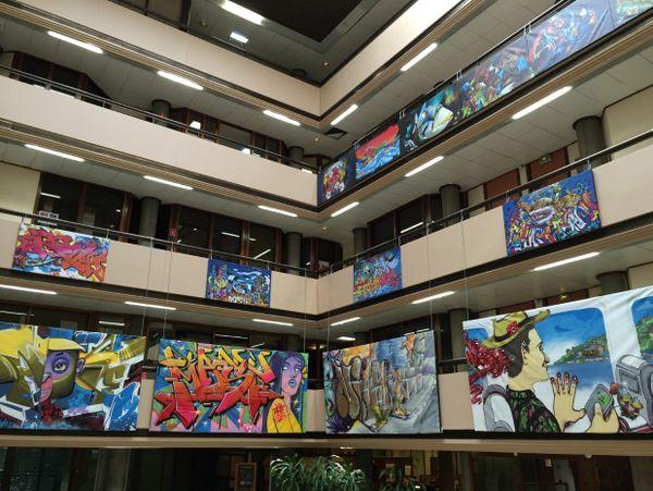 L'exposition Ono'u à la Banque Socredo joue les prolongations