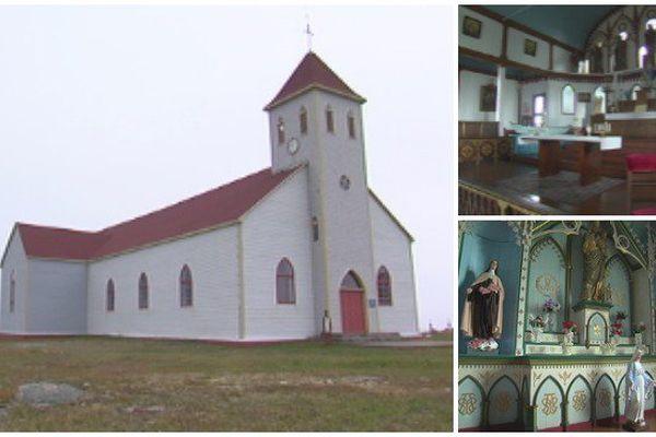 Eglise Notre-Dame des Marins inaugurée en 1874