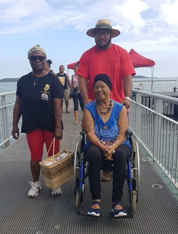 Mond-Dore Solidarité fauteuil roulant