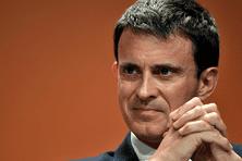Manuel Valls est arrivé à Nouméa pour une visite d'une semaine.