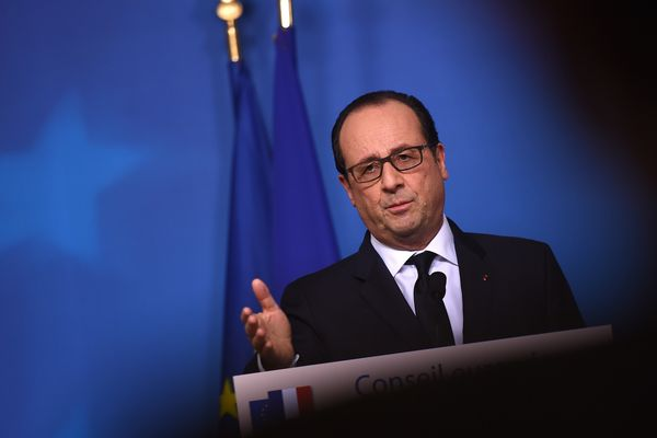 Francois Hollande SPM