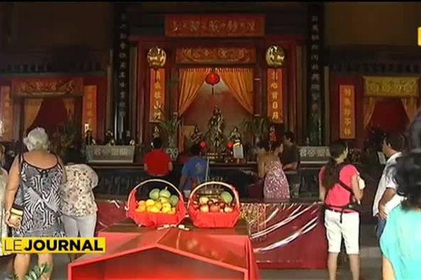 Temple Kanti : la culture chinoise en fête.