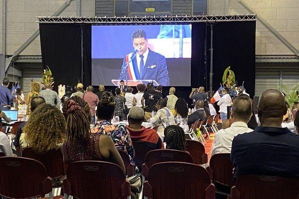 discours de maire de Cédric Cornet