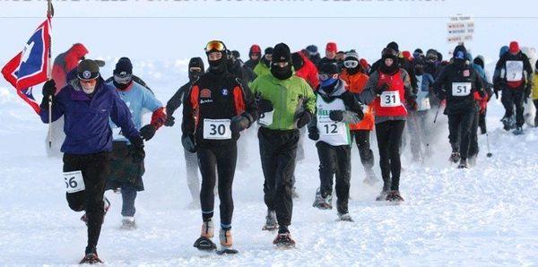 Marathon Pole nord 2
