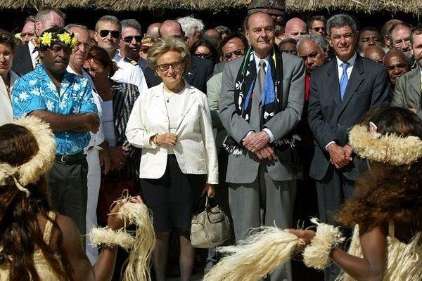frogier Chirac