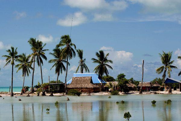 Fidji, montée des eaux