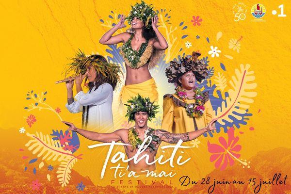 Vivez le festival Tahiti Ti'a Mai sur Polynésie la 1ère