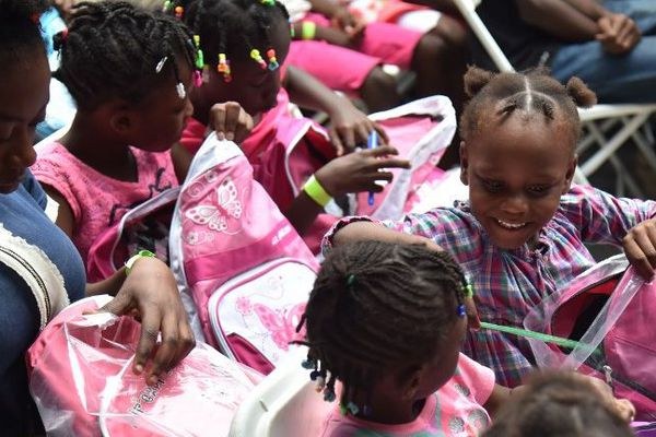 haiti rentrée