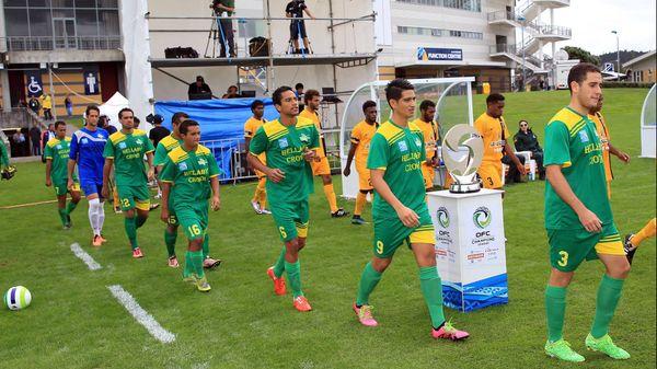 Tefana OFC Trophée