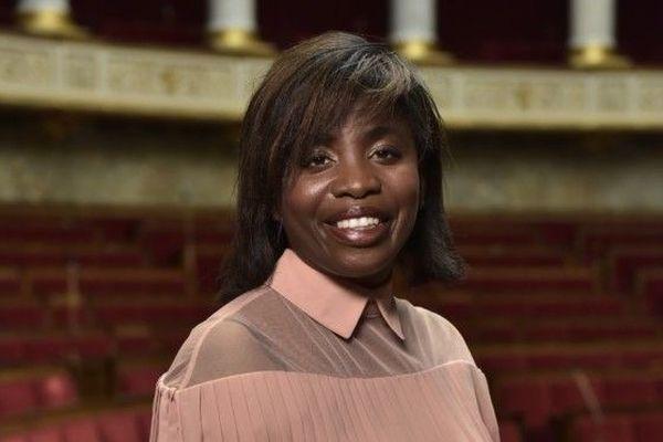 Justine Bénin député de la Guadeloupe