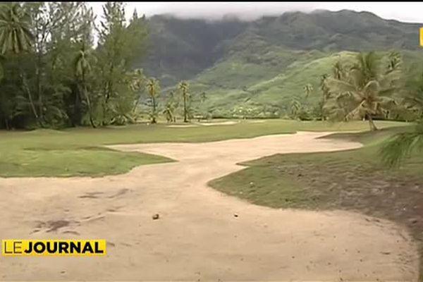 Le golf de Moorea bientôt fixé sur son avenir