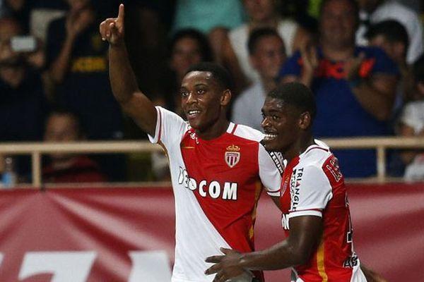 Anthony Martial AS Monaco
