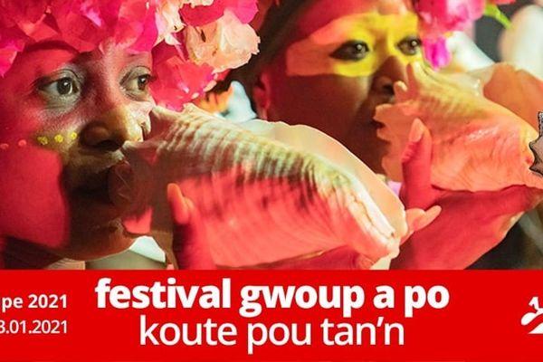 festival Gwoup a po 2021