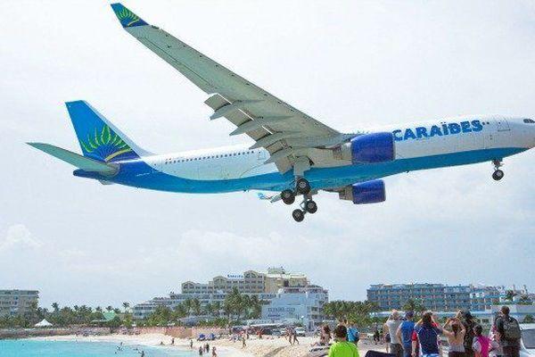 Transport aérien : les compagnies et aéroports d'Outre-mer à la fois bons et mauvais élèves